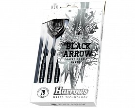 Šipky Harrows Black Arrow soft - R