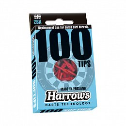 Hroty Harrows Micro soft 2ba 100ks box